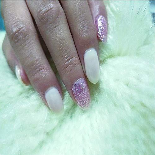 Allenbelle Smalto Semipermanente Nail Polish UV LED Gel Unghie (Kit di 6 pcs 7.3ML/pc) 002 - 1