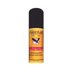 Alontan Family Spray Icaridina 75 Ml