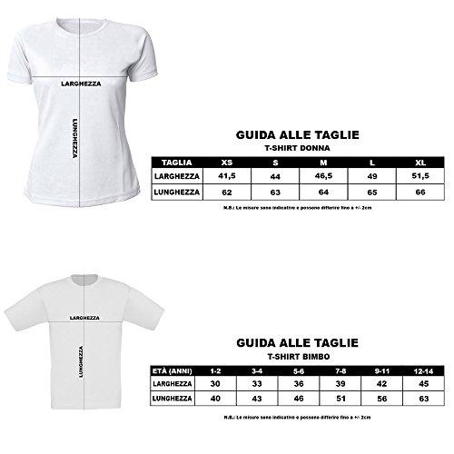 Altra Marca Coppia di T-Shirt Bianche Personalizzate per Madre e Figlio Magliette per la Festa della Mamma Una Madre Speciale - Donna L Bimbo 1-2 Anni - 1