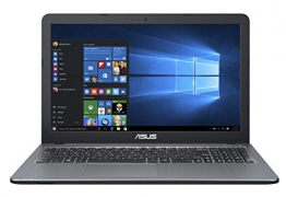 "ASUS LapTop A540BA-GQ238T, Notebook con Monitor 15,6"" HD No Glare, AMD A9-9425, RAM 8 GB DDR4, SSD da 256GB, Scheda Grafica Condivisa, Windows 10 - 1"