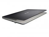 Asus VivoBook Notebook, 15.6 pollici HD LED, Processore Intel Celeron N3350, RAM 4 GB, Hard Disk 500GB, FreeDos, Nero [Layout Italiano] - 1