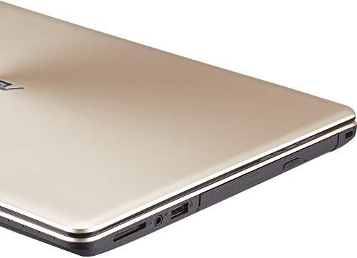 """Asus VivoBook X542UA-GQ266T Notebook, Display da 15.6"""", Processore i5-8250U, 1.6 GHz, HDD da 500 GB, 4 GB di RAM, Oro (Golden) [Layout Italiano] - 1"""