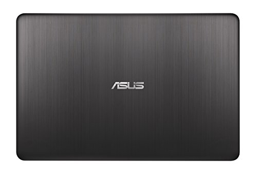 "Asus X540NA-GQ017 Notebook, Display da 15.6"", Processore Celeron N3350, 1.1 GHz, HDD da 500 GB, 4 GB di RAM, Chocolate Black [Layout Italiano] - 1"