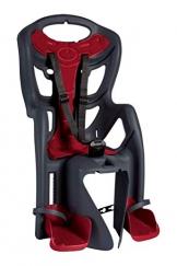 BELLELLI Seggiolino Bici Posteriore Clamp - Pepe Grey - 1