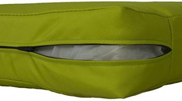 beo Lounge Cuscino Ricambio per Gruppi di Monaco Set Sostituzione Cuscino Impermeabile Set con 8, Spessore 5cm, Verde Chiaro - 3
