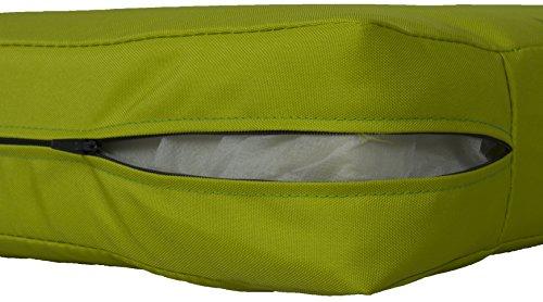 beo Lounge Cuscino Ricambio per Gruppi di Monaco Set Sostituzione Cuscino Impermeabile Set con 8, Spessore 5cm, Verde Chiaro - 1