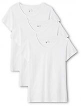 Berydale T-shirt donna con scollo tondo, confezione da 3 in diversi colori - 1