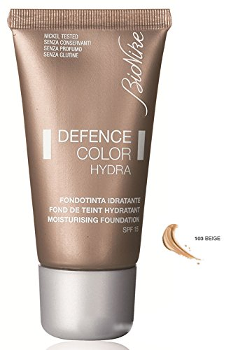BioNike Defence Color Hydra Fondotinta Idratante - 30 ml - 1