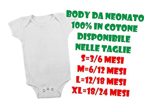 Body da Neonato Bimbo e Bimba Caricamento Cacca Simpatica Tutina - Download - Idea Regalo Pagliaccetto Neonato per la Mamma - da 3 a 24 Mesi by tshirteria - 1