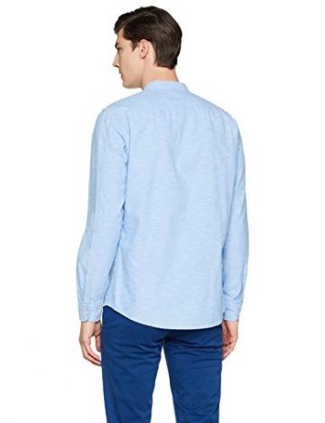 BOSS Casual Eeasy_2, Camicia Uomo, Blu (Open Blue 460), Small - 2