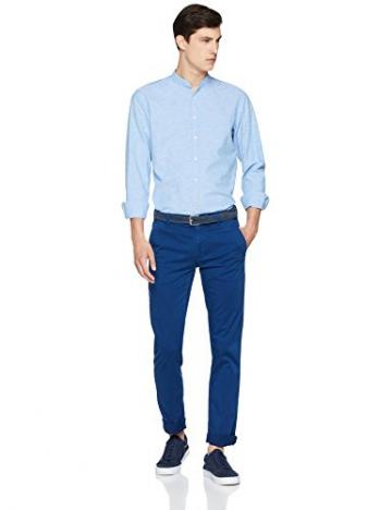BOSS Casual Eeasy_2, Camicia Uomo, Blu (Open Blue 460), Small - 3