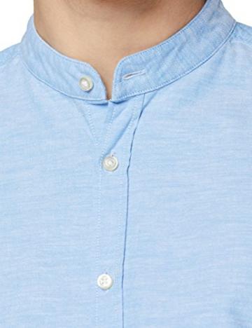 BOSS Casual Eeasy_2, Camicia Uomo, Blu (Open Blue 460), Small - 4