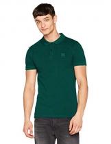 BOSS Casual Prime, Polo Uomo, Verde (Dark Green 307), XX-Large - 1