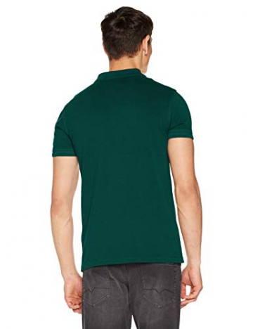 BOSS Casual Prime, Polo Uomo, Verde (Dark Green 307), XX-Large - 2