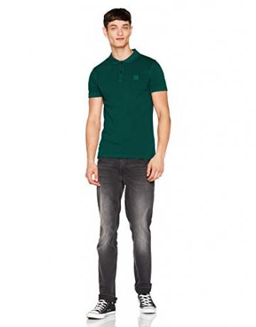 BOSS Casual Prime, Polo Uomo, Verde (Dark Green 307), XX-Large - 3