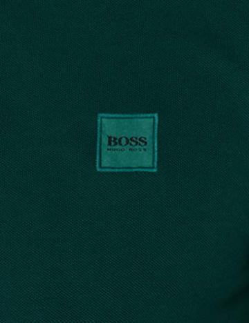 BOSS Casual Prime, Polo Uomo, Verde (Dark Green 307), XX-Large - 4