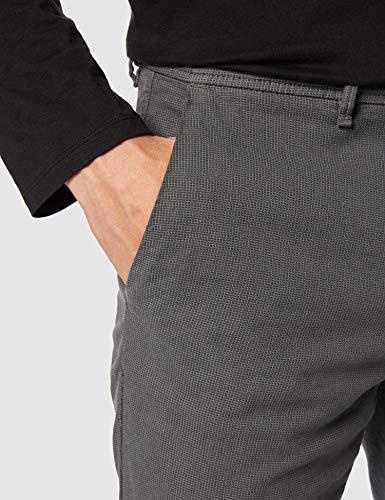 BOSS Casual Schino-Modern, Pantaloni Uomo, Grigio (Charcoal 012), W33/L32 (Taglia Produttore: 33 32) - 1