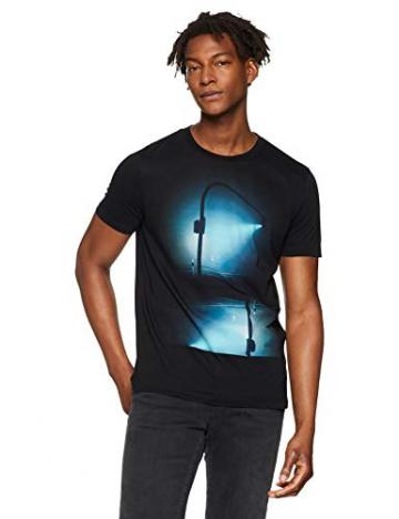 BOSS Casual Tnight, T-Shirt Uomo, Nero (Black 001), Small - 1