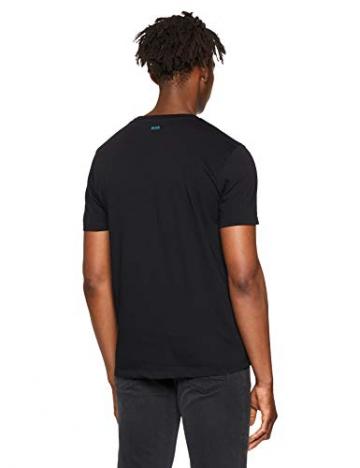 BOSS Casual Tnight, T-Shirt Uomo, Nero (Black 001), Small - 2