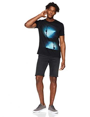 BOSS Casual Tnight, T-Shirt Uomo, Nero (Black 001), Small - 3