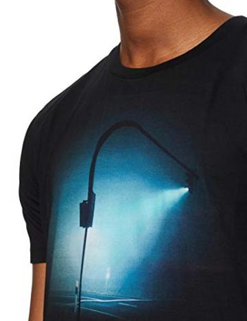 BOSS Casual Tnight, T-Shirt Uomo, Nero (Black 001), Small - 5
