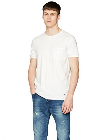BOSS Casual Troop, T-Shirt Uomo, Beige (Natural 101), Medium - 1