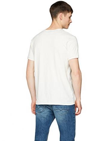 BOSS Casual Troop, T-Shirt Uomo, Beige (Natural 101), Medium - 2
