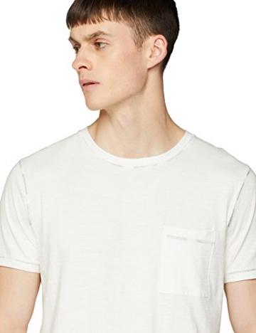 BOSS Casual Troop, T-Shirt Uomo, Beige (Natural 101), Medium - 4