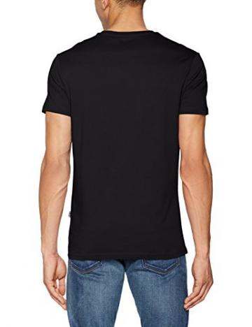 BOSS Hugo Boss T-Shirt RN, T-shirt Uomo, Nero (Black), X-Large - 2