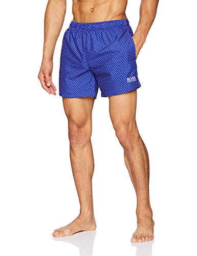 BOSS Pike, Pantaloncini Uomo, Blu (Medium Blue 422), X-Large - 1
