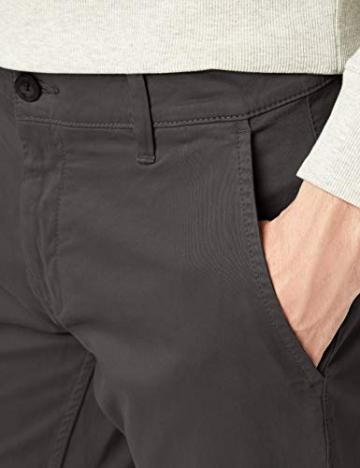 BOSS Schino-Slim D, Pantaloni Uomo, Grigio (Charcoal 012), W34/L32 - 3