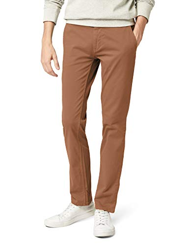 BOSS Schino-Slim D, Pantaloni Uomo, Marrone (Medium Brown 213), W34/L32 - 1