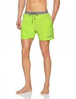 BOSS Starfish, Pantaloncini Uomo, Verde (Bright Green 320), Medium - 1