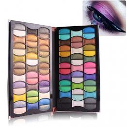 BrilliantDay set palette 82 colori ombretti makeup cosmetici professionali - 1