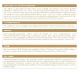Cannella Plus LINEAVI   400 mg di cannella, 7 mg di zinco, 100 µg di cromo al giorno   livello di glicemia, metabolismo, perdita di peso, pelle, capelli   made in Germany   180 capsule (per 3 mesi) - 1