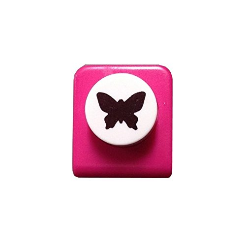Carl Craft mini Craft Paper punch, Butterfly (CN12085) - 1
