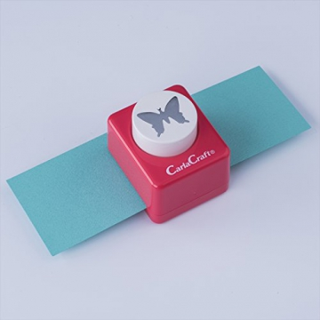Carl Craft Paper punch, Butterfly (cp-2 Butterfly) - 3