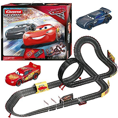 CARRERA GO!!! - 20062416 - Disney/Pixar Cars 3 - Fast Not Last - 1