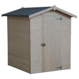 Casetta in legno 152x159 Oxford