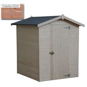 Casetta in legno 152x159 Oxford verniciata