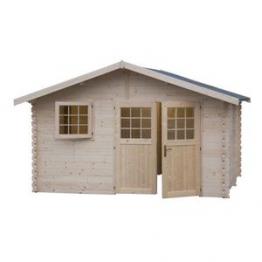 Casetta in legno doppia porta Londra