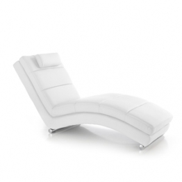 Chaise longue SOFIA WHITE