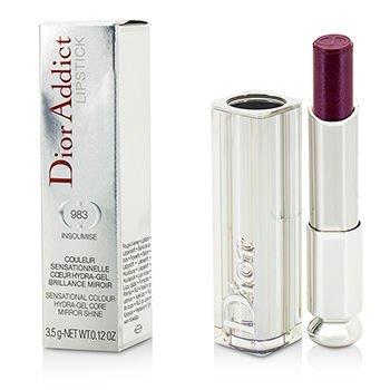 Christian Dior Addict Lipstick - Rossetto, colore 983 Insoumise, 3.5 grammi - 1