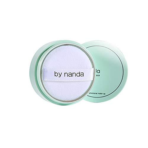 Cipria in Polvere clifcragrocl, fondotinta in perfette condizioni perfette traslucido viso liscio cipria in polvere con soffio - bianco - 1