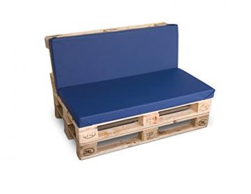 clc ARREDO Divanetto Pallet richiudibile Made in Italy - Colore Neutro Naturale - 5