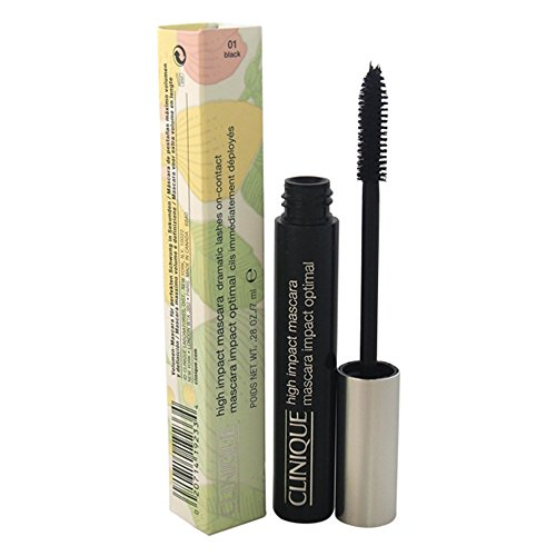 Clinique High Impact Mascara, 01 Black, Donna, 7 ml - 1