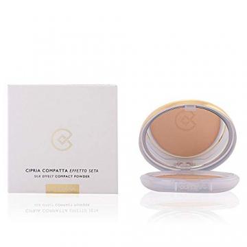 COLLISTAR, Cipria Compatta Effetto Seta Donna, colore, 02 Honey, 7 gr - 2