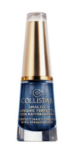 Collistar Smalto Unghie Perfette con Rafforzatore n.70 blu lame - 1