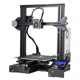 Comgrow Creality 3D Ender 3 Stampante 3D Aluminum DIY with Resume Print - 1