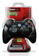 Controller Wired Black Xbox 360